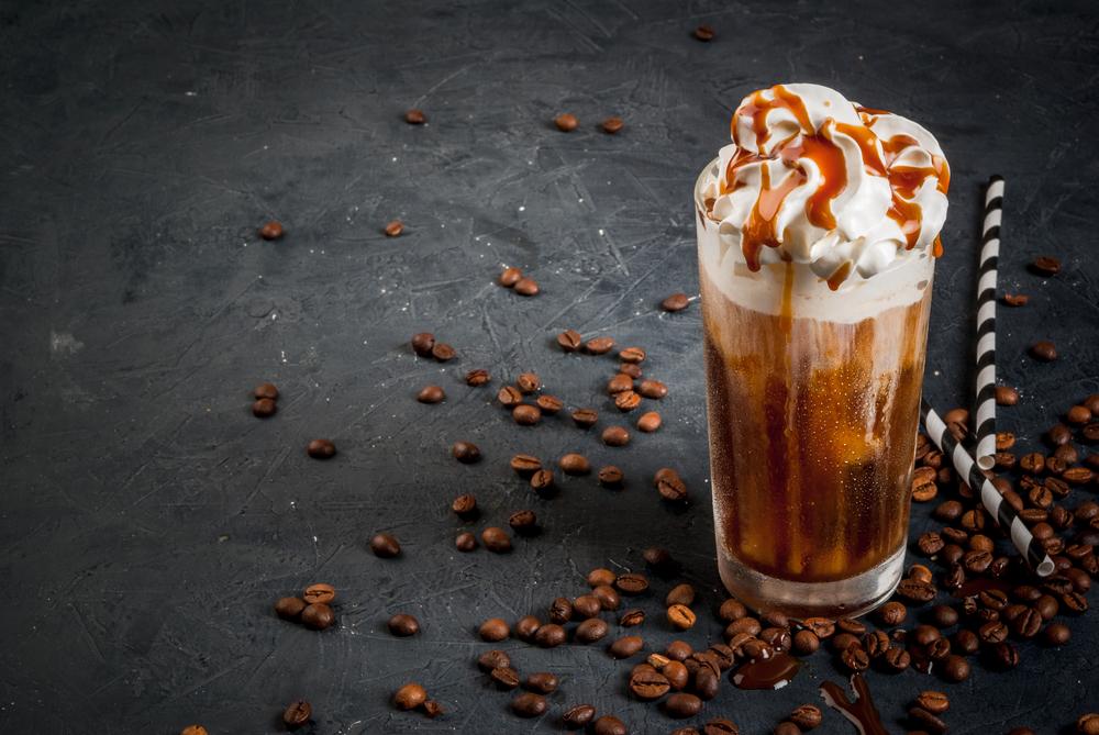 vanille koffiesiroop