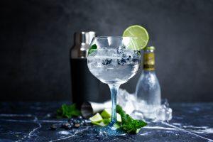 alcoholvrije gin